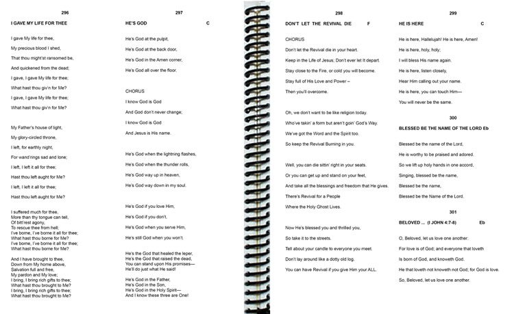 Only Believe Songbook - English Songbook